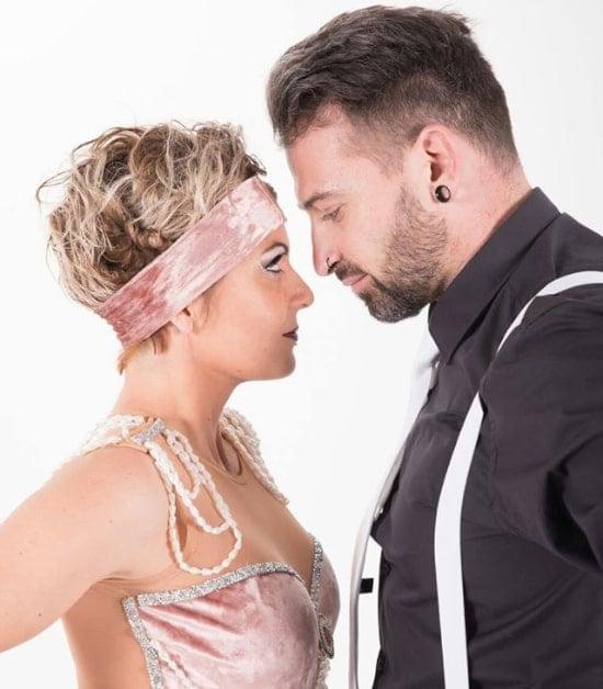 Profesores profesionales del baile en reus